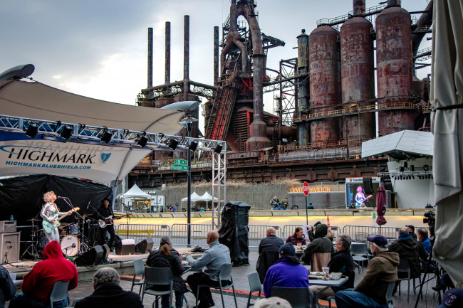 Levitt Pavilion SteelStacks in Bethlehem host free summer concerts from May 22-Sept. 19