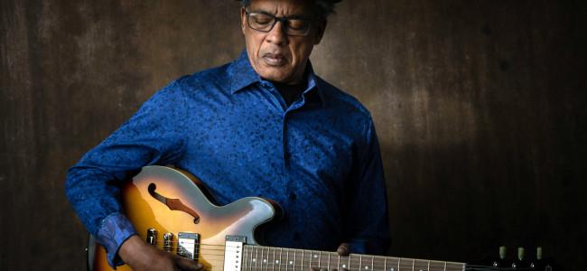 Scranton bluesman Clarence Spady releases 'Surrender,' his 1st album in 13 years