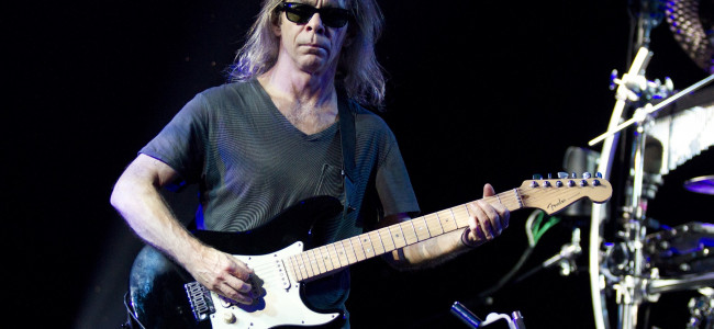 Tim Reynolds of Dave Matthews Band reopens Sherman Theater in Stroudsburg with acoustic show on June 17