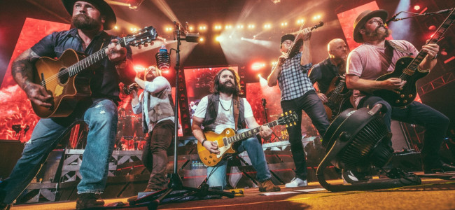 Zac Brown Band takes Comeback Tour to Bethel Woods on Aug. 6 and Hersheypark Stadium on Aug. 21