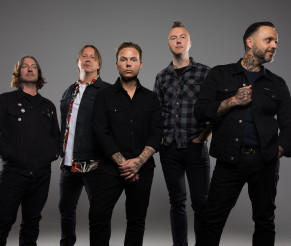 Alternative rock band Blue October returns to Sherman Theater in Stroudsburg on Oct. 16