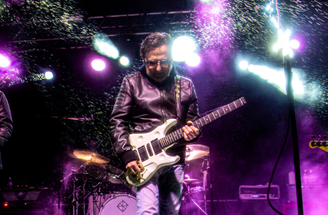 PHOTOS: Blue Oyster Cult at Circle Drive-In in Dickson City, 05/29/21
