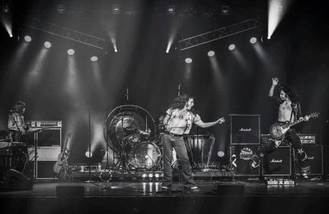 Led Zeppelin tribute No Quarter rocks F.M. Kirby Center in Wilkes-Barre on Sept. 25