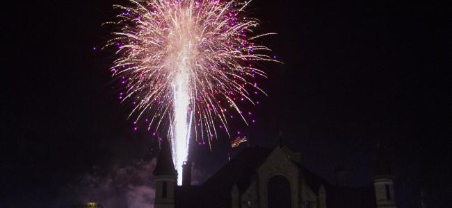 Fireworks, vendor village, mural art, and music set off First Friday Scranton on July 2