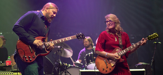 Tedeschi Trucks brings intimate Fireside Live tour to Kirby Center in Wilkes-Barre on Aug. 18