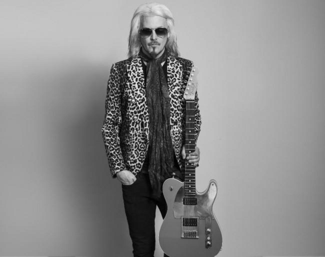 Guitarist John 5 shreds at Sherman Theater in Stroudsburg on Aug. 22