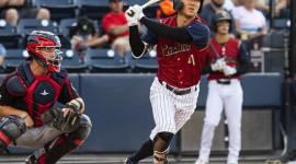 RAILRIDERS PHOTOBLOG: Fan favorite Hoy Jun Park traded to Pittsburgh Pirates