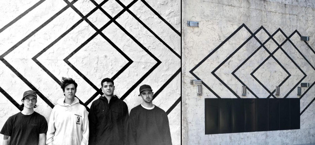 Title Fight's Wilkes-Barre mural may be covered by billboard as fans try to save 'Hyperview' artwork
