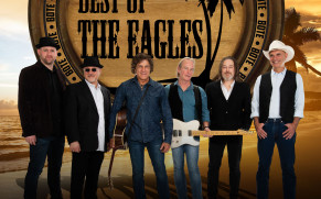 Tribute band 'Best of the Eagles' performs at Scranton Cultural Center on Oct. 1
