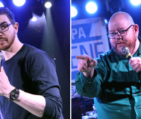 NEPA comics Zack Hammond and Dan Hoppel wrap up national tour in Dunmore on July 31