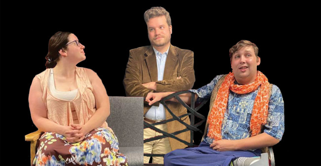 Comedic play 'At Home at the Zoo' staged at real petting zoo in Lake Ariel Aug. 5-7