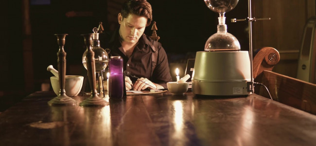 A Camp Rattler profile: Guitarist, Black Earth alchemist, and freemason TJ Bell