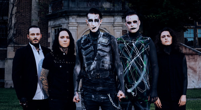 Scranton metal band Motionless In White sets off 'Timebomb' before tour and festival appearances