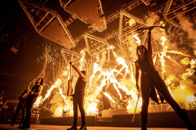 Trans-Siberian Orchestra celebrates 25th anniversary with 2 Wilkes-Barre shows on Nov. 21