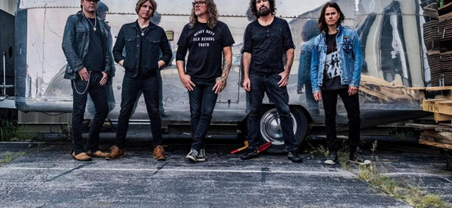 Candlebox, feat. Pittston guitarist Brian Quinn, unleash new album 'Wolves' and pack up for tour