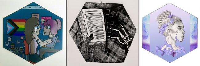 Hexagon Project celebrates 15 years of activist artwork with Scranton exhibit on Sept. 10