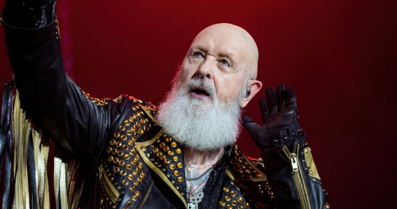 PHOTOS: Judas Priest and Sabaton at Santander Arena in Reading, 09/08/21