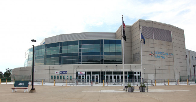 Mohegan Sun Arena in Wilkes-Barre selling excess equipment and inventory on Sept. 25
