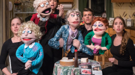 'Golden Girls' puppet parody comes to F.M. Kirby Center in Wilkes-Barre on Nov. 18