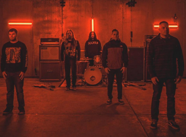 Wilkes-Barre metalcore band Mind Power 'Grounded' in harsh reality in new lyric video
