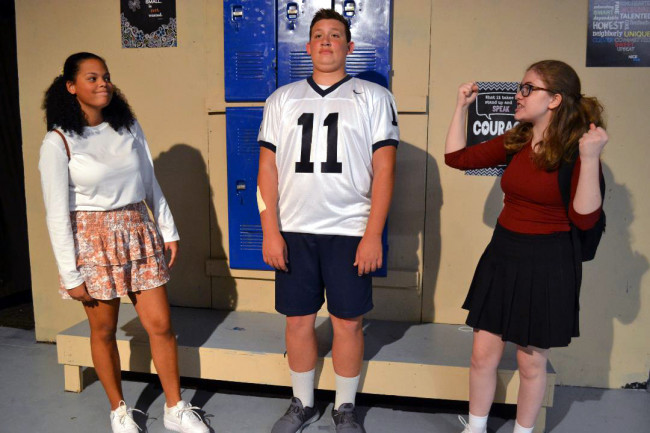 2 teen casts take on musical '13' at Act Out Theatre in Dunmore Oct. 15-17