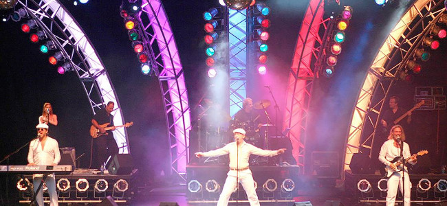 Bee Gees tribute Stayin' Alive is back at F.M. Kirby Center in Wilkes-Barre on Dec. 3
