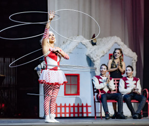 Cirque Musica presents Holiday Spectacular at F.M. Kirby Center in Wilkes-Barre on Dec. 7