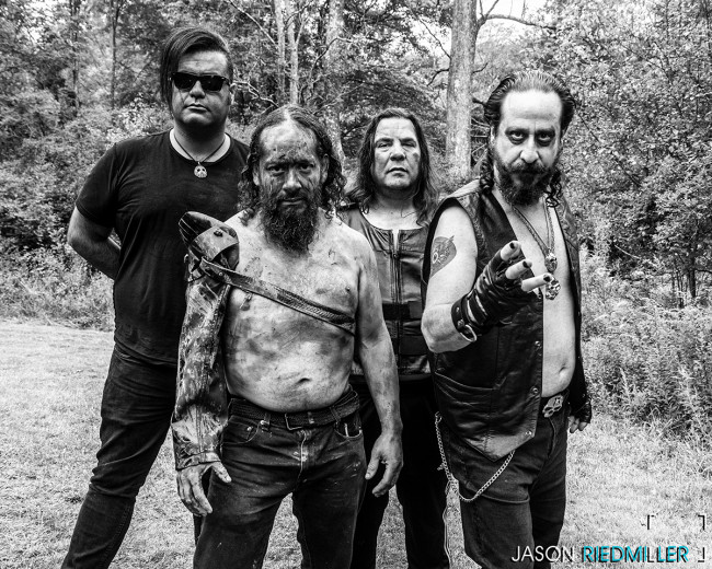 VIDEO PREMIERE: Horror metal band First Jason ponders 'The Price of Peace' in apocalyptic times