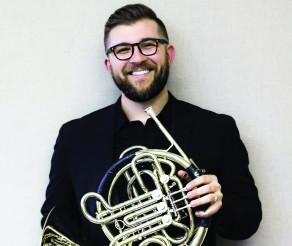 University of Scranton String Orchestra performs with John-Morgan Bush on Oct. 30