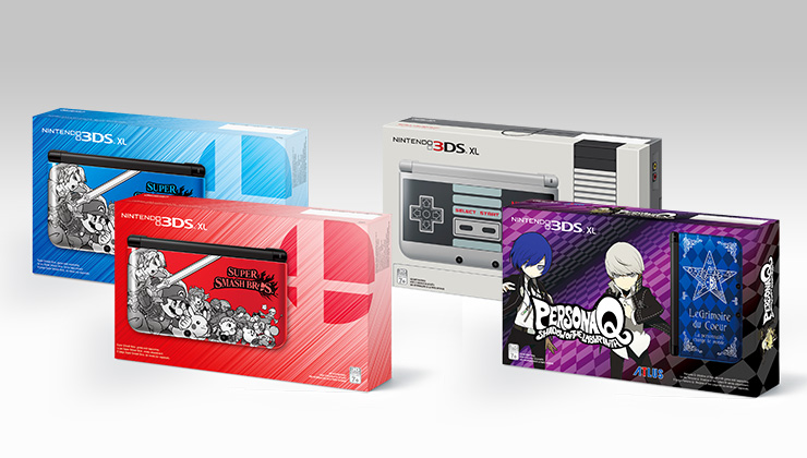 Yet another 3ds xl special edition silver mario/luigi.