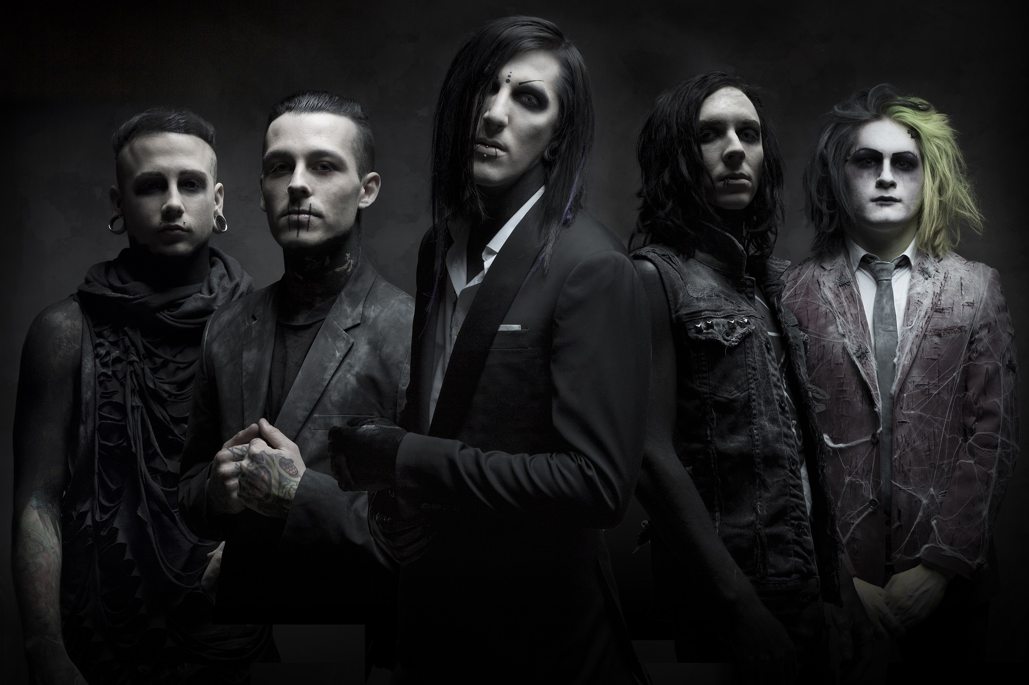 VIDEO: Motionless In White introduce The Misfits at AP Music Awards
