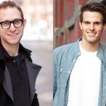 Brett Druck and Zach McGovern