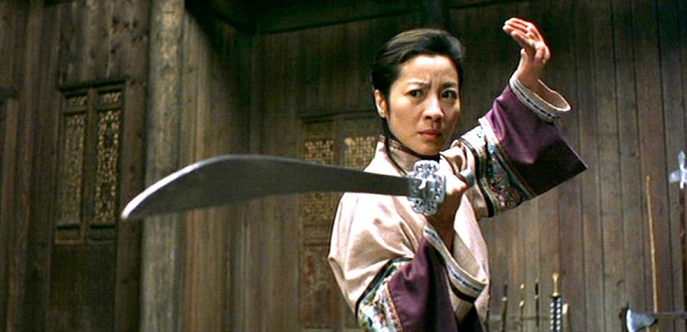 a review of the movie crouching tiger hidden dragon Yify yts - crouching tiger, hidden dragon two warriors in pursuit of a stolen sword and a notorious fugitive are led to an impetuous movie reviews.