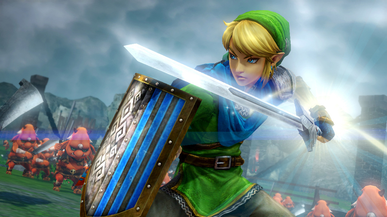 Video Game Review Hey Listen Hyrule Warriors Is Addictive Tribute To Zelda Franchise Nepa Scene