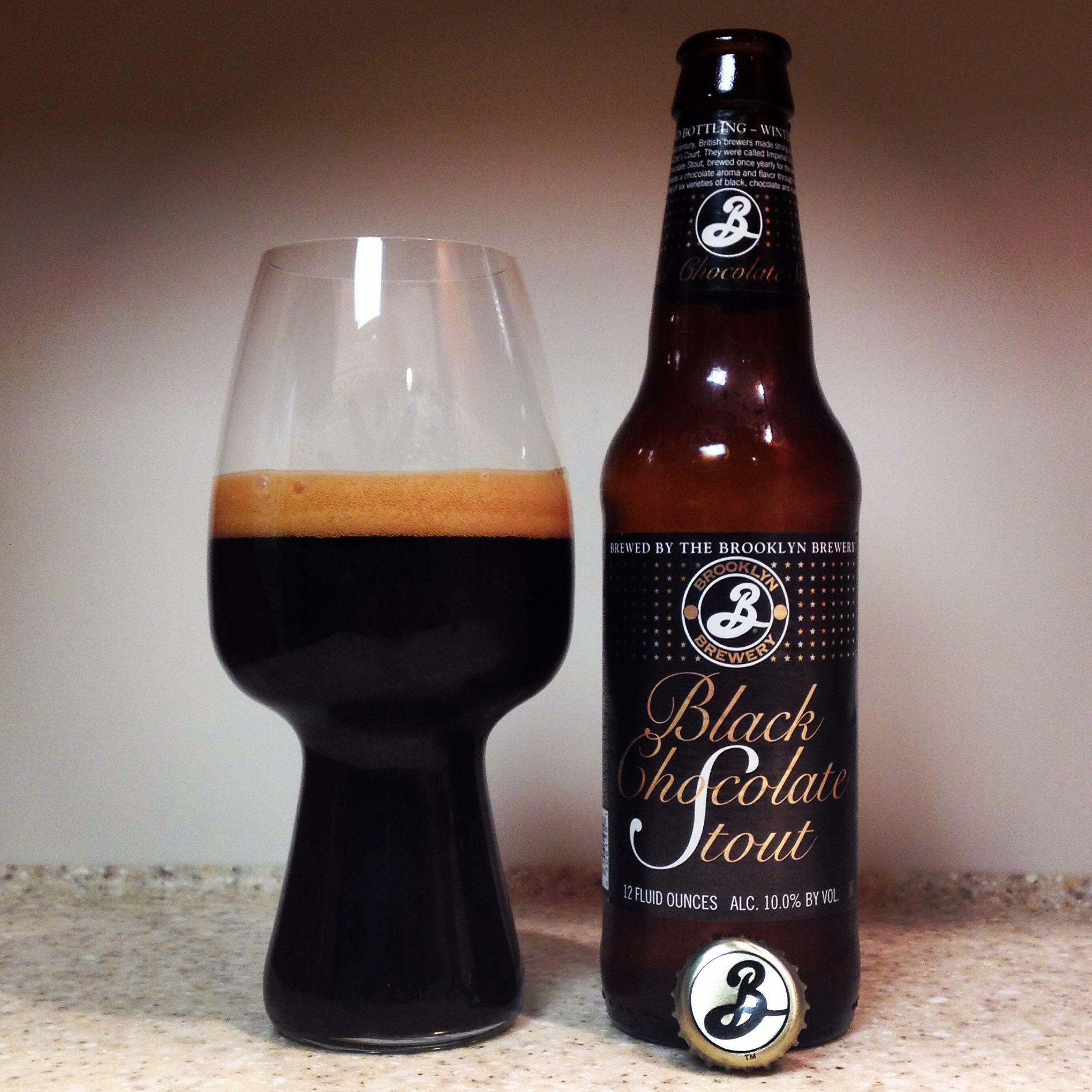 HOW TO PAIR BEER WITH EVERYTHING: Brooklyn Black Chocolate Stout ...