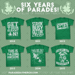 parade day shirts