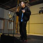 Kevin Parker Scranton rapper Static EP