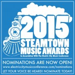 steamtown music awards 2015
