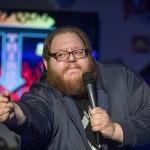 Comedian Dan Hoppel