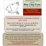Blue Chip art sale
