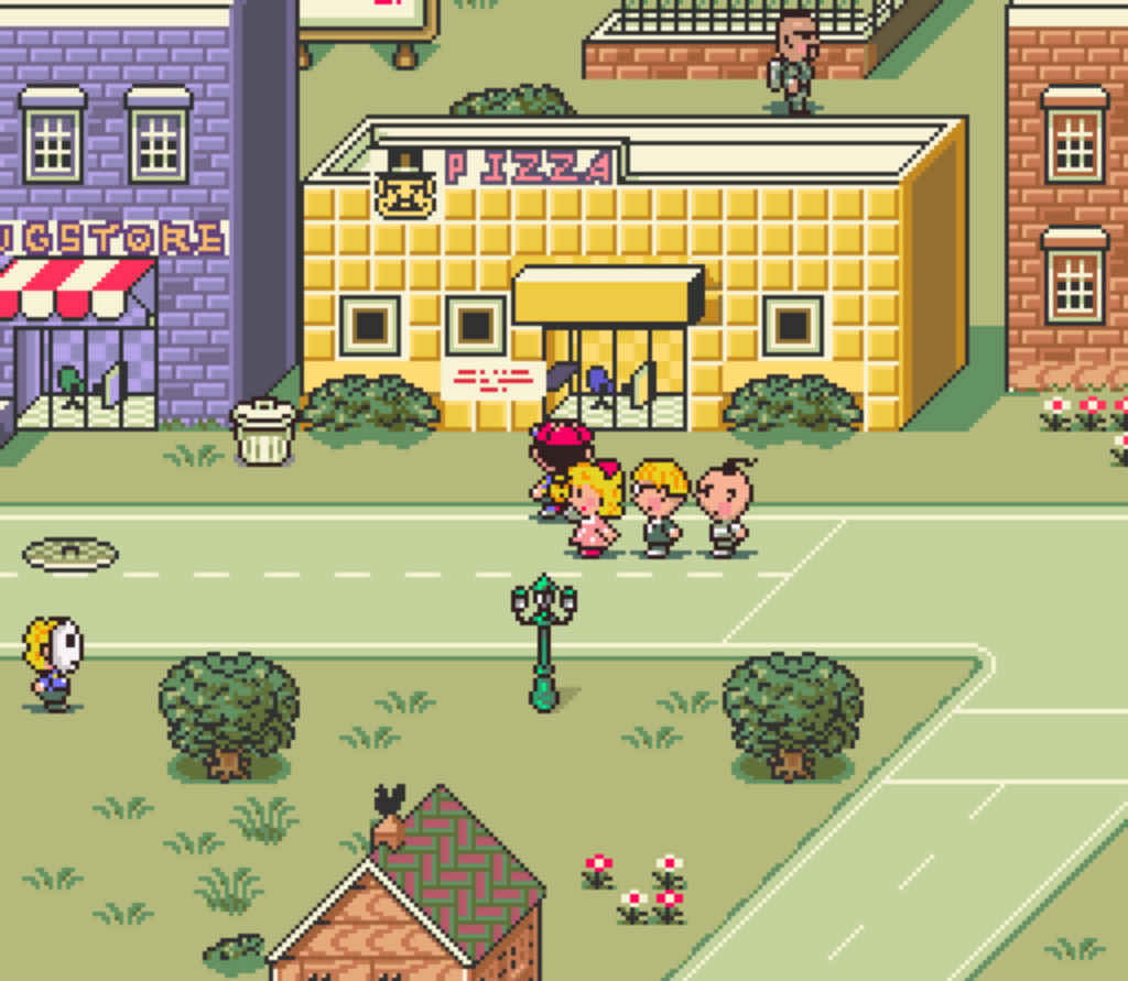 Image result for Earthbound SNES