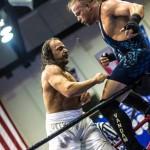 wrestling Scranton Lackawanna College Student Union Gymnasium