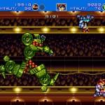 Gunstar Heroes Sega Genesis