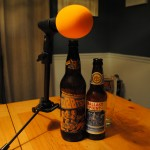 How to Pair Beer with Everything Podcast Ep. 4 - Stone w00tStout 3.0 and Ballast Calm Before the Storm