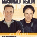 Norm Macdonald and Kevin Nealon Kirby Center Wilkes-Barre