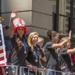 soccer parade new york city