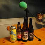Beer with Everything Podcast Ep. 8 - Tree House Eureka w Citra, Ommegang Nirvana IPA, RavenBeer The Cask, and Boulevard The Calling IPA