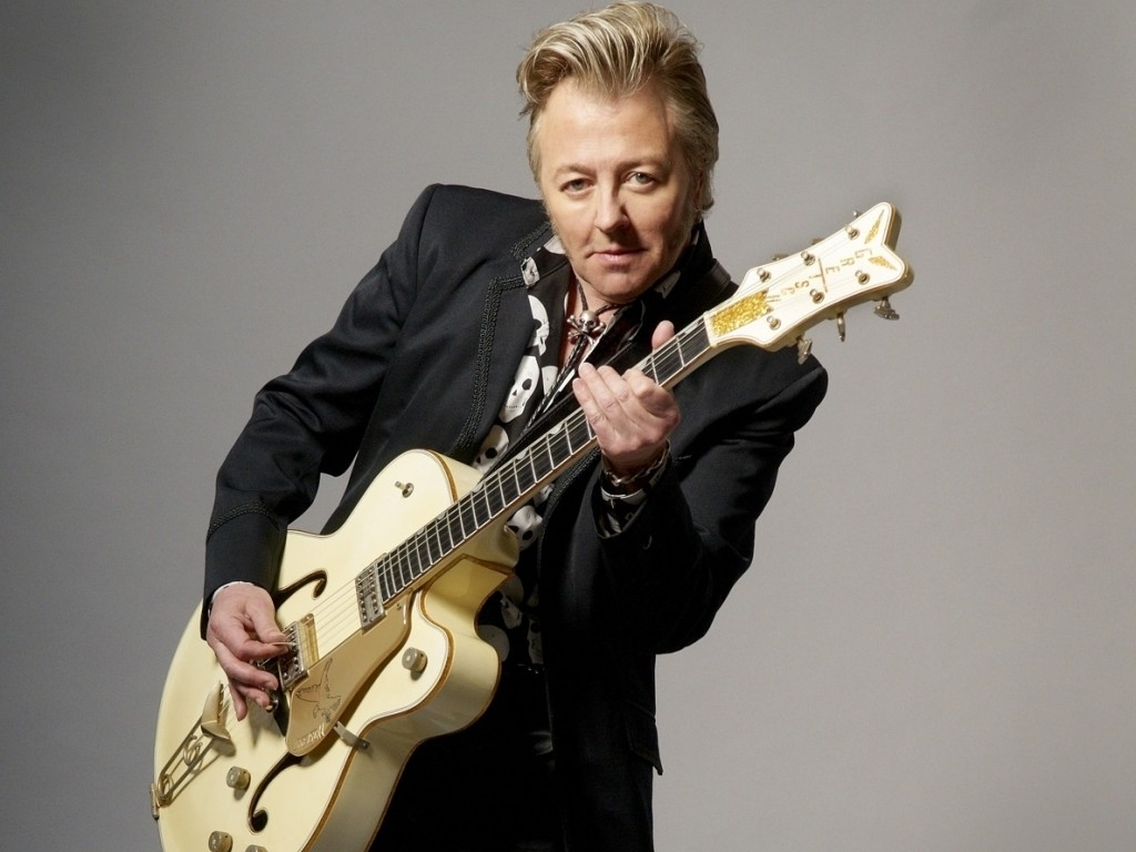 Brian Setzer Orchestra Brings Christmas Rocks Tour To