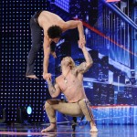 AMERICA'S GOT TALENT -- Episode 804 -- Pictured: KriStef Bros -- (Photo by: Virginia Sherwood/NBC)