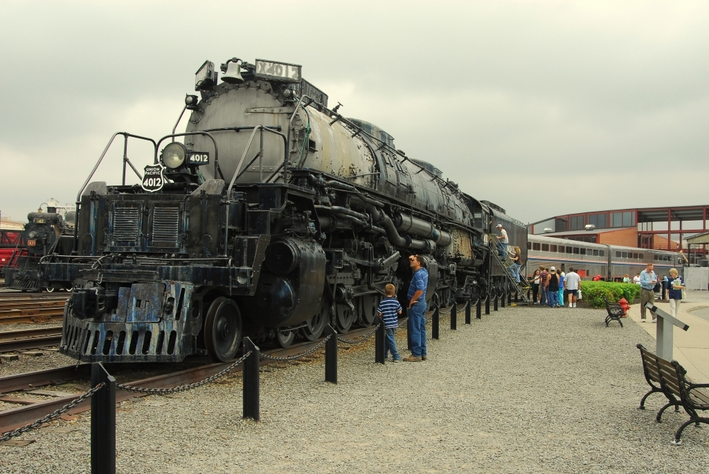 Epa Stands For >> Railfest 2015 rolls into Steamtown National Historic Site ...